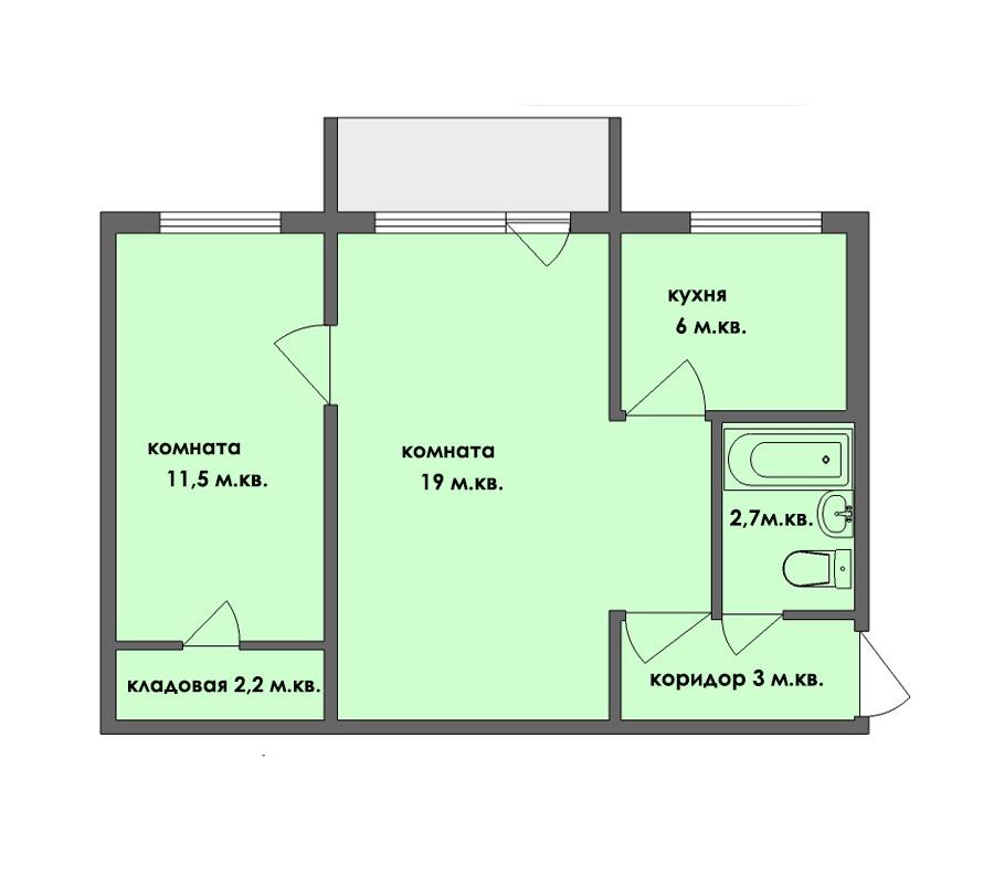 Ремонт квартир в Самаре под ключ - фото 35