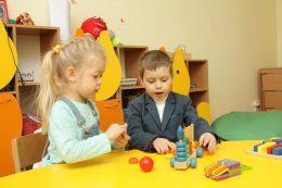 Развитие детей в садике Изумруд