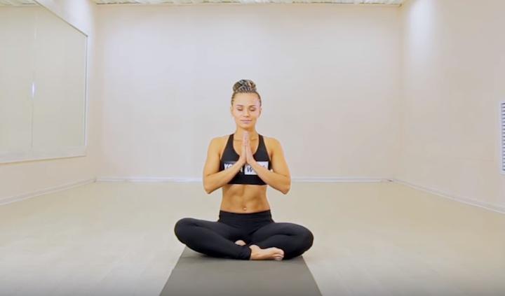 Йога тренинги Киев