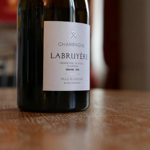 Champagne J.M. Labruyère Page Blanche NV