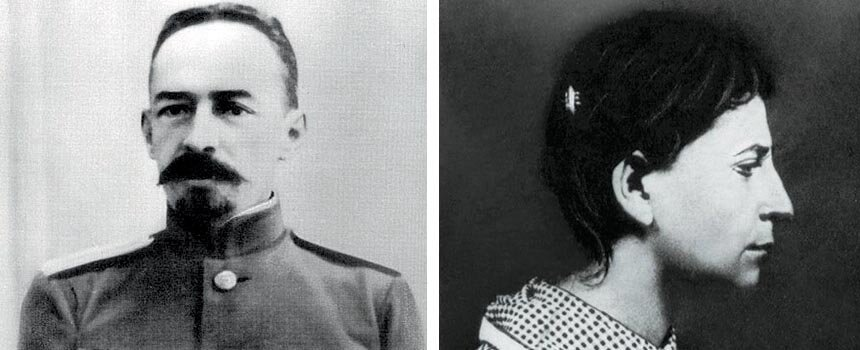 Дмитрий Ульянов и Фанни Каплан