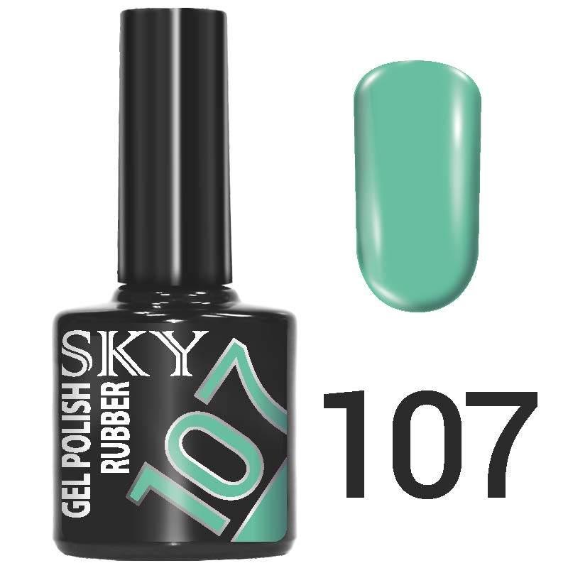 Sky gel №107