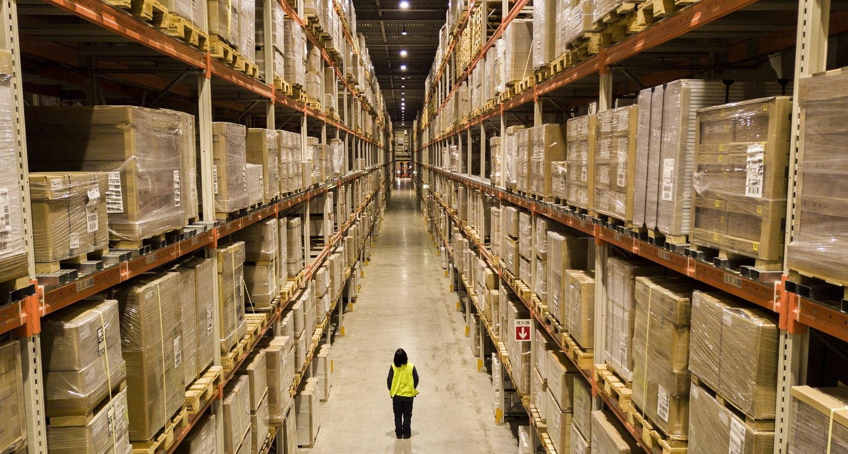 Крупные сетевые ритейлеры не заметили никаких перебоев с доставкой грузов по стране (Фото: IKEA)