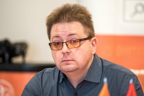 член общественного совета при вице-губернаторе Петербурга по ЖКХ Кирилл Захарян