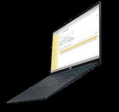 Ноутбук с 1С