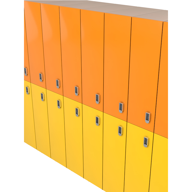 Обновленный ассортимент шкафов для раздевалок