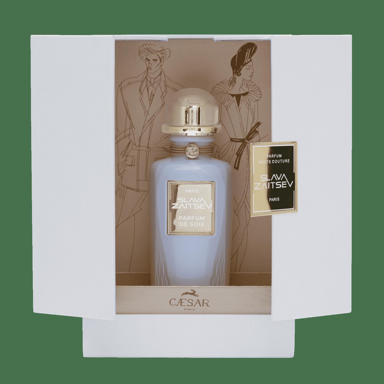 Духи Слава Зайцев коробка Parfum de soie