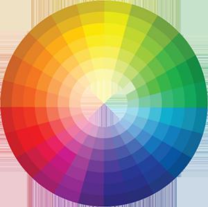 основа макияжа, визаж, цветовой круг