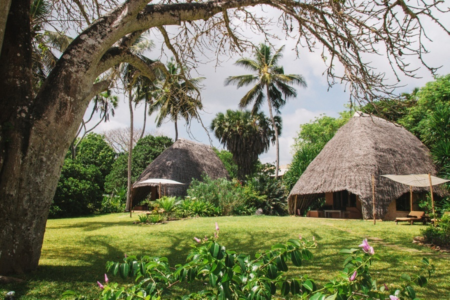 The Sands At Nomad Hotel Diani Beach Kenya