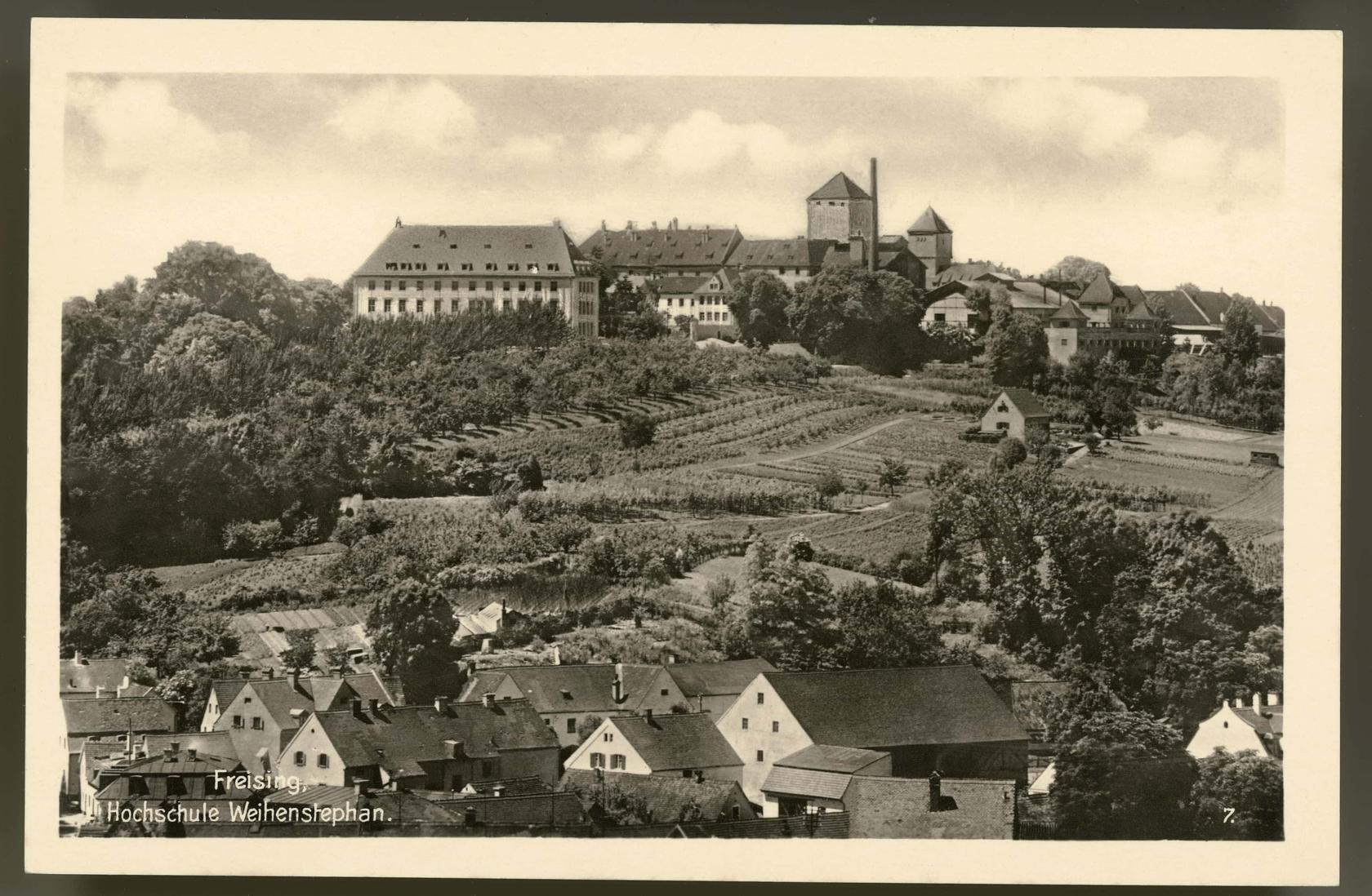 Вайнштефан: самая старая пивоварня в мире