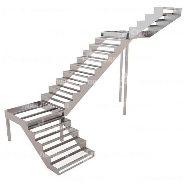 лестница железная