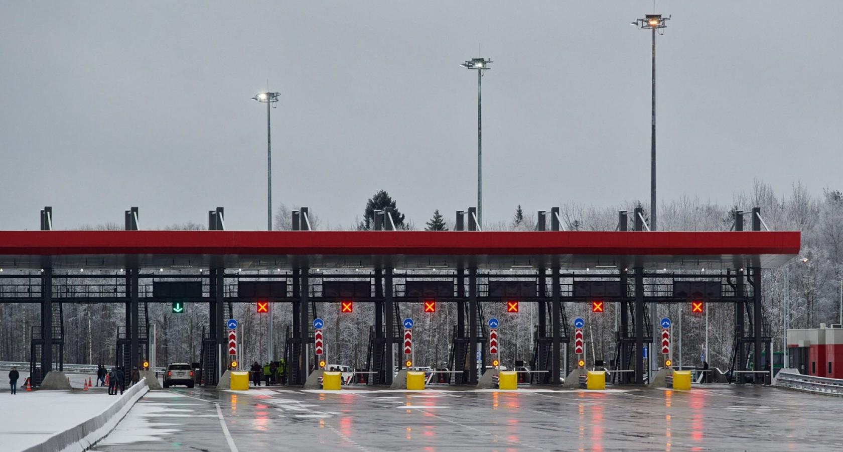 Новый участок М-11 в обход Торжка стал платным с момента открытия (фото: Минтранс)