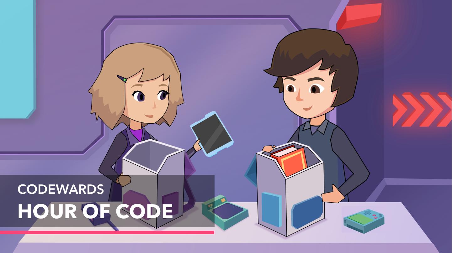 Codewards for schools