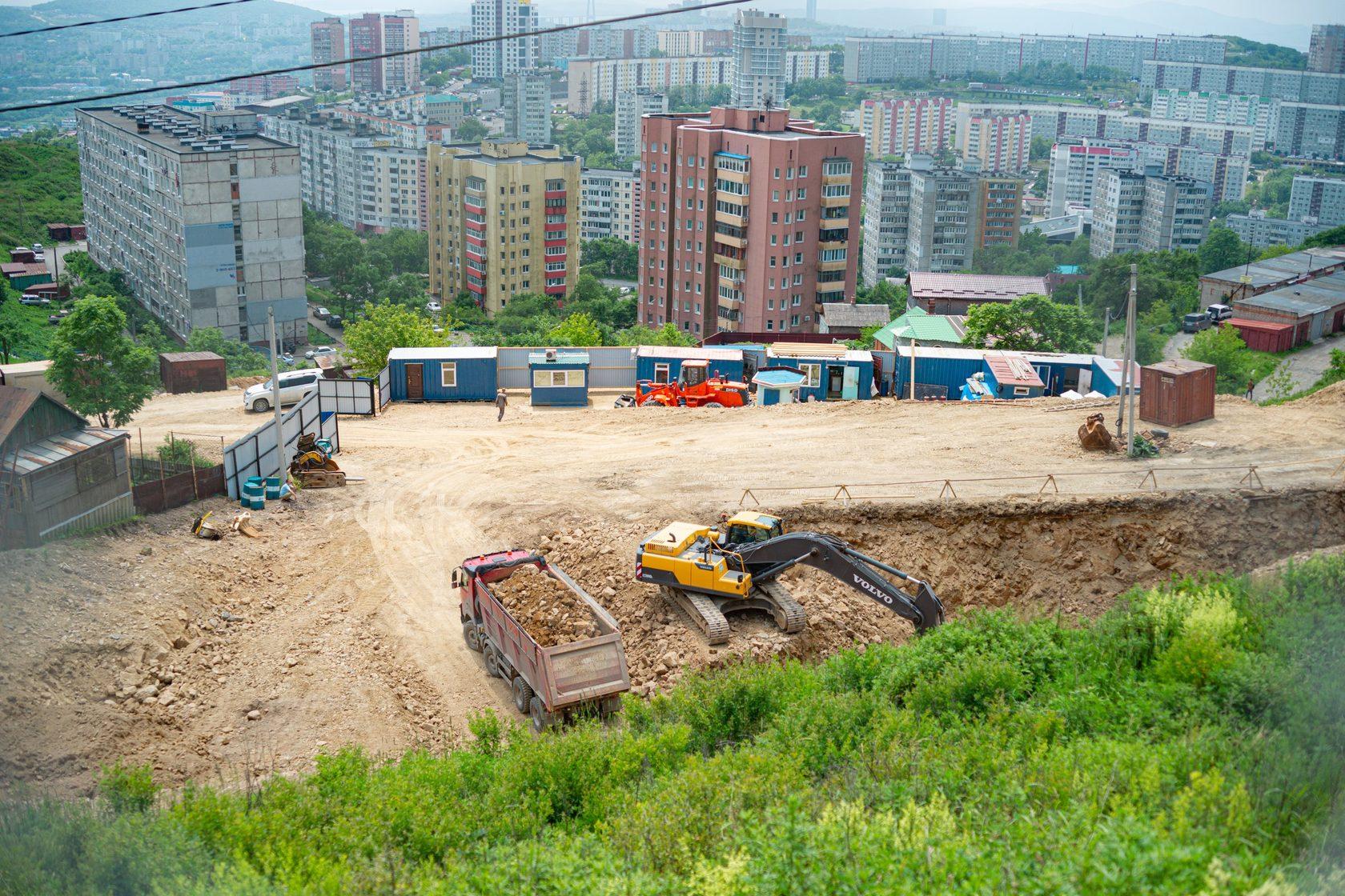 Строительный городок