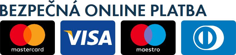 Bezpečná online platba