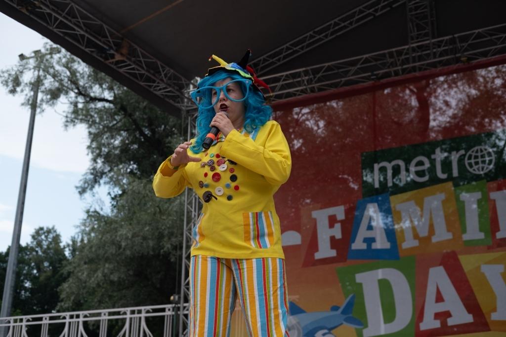 Metro Family Day, 6-7 июля, Елагин остров, куда пойти с детьми, с детьми в Петербург, фестиваль для детей, досуг с детьми