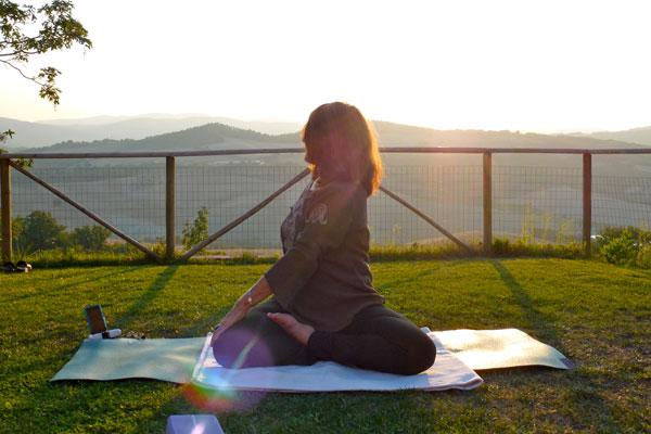 Персональные тренировки по йоге
