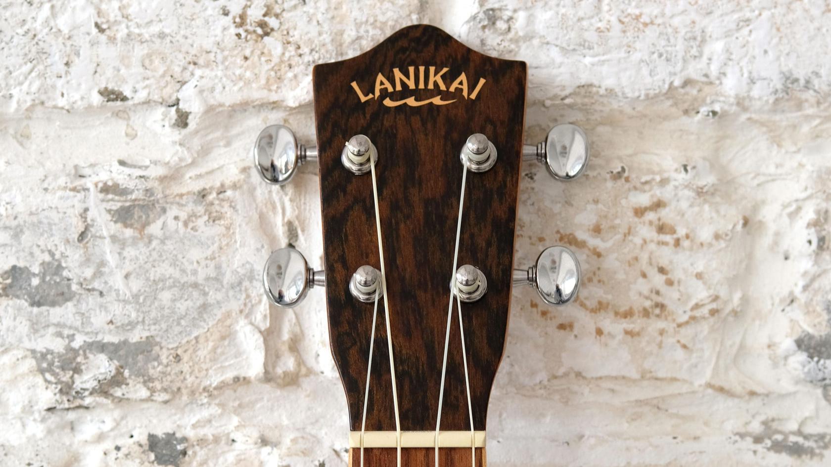 Электроакустическая укулеле концерт Lanikai FB-CETC в тонком корпусе с фирменным чехлом в комплекте, магазин прекрасных укулеле UKELOVERS, укулела, ukulele concert