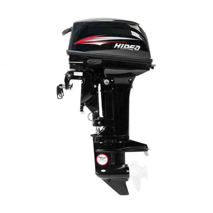 Купить лодочный мотор Hidea 2-тактный в кредит