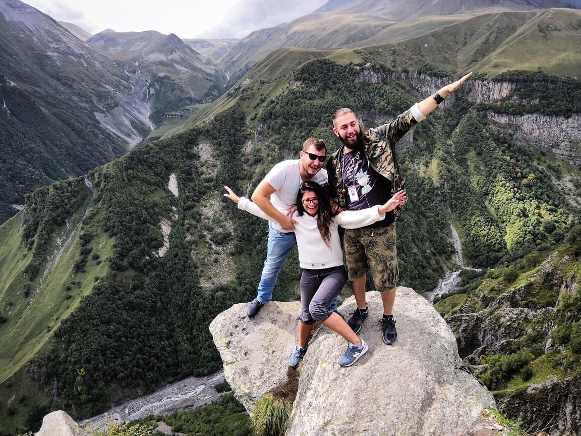 отдыха грузии фото туристов повторить