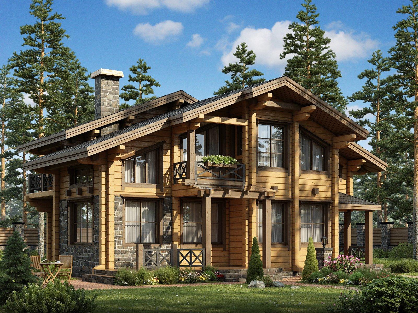 родительским красивые дома в стиле шале проекты фото певице