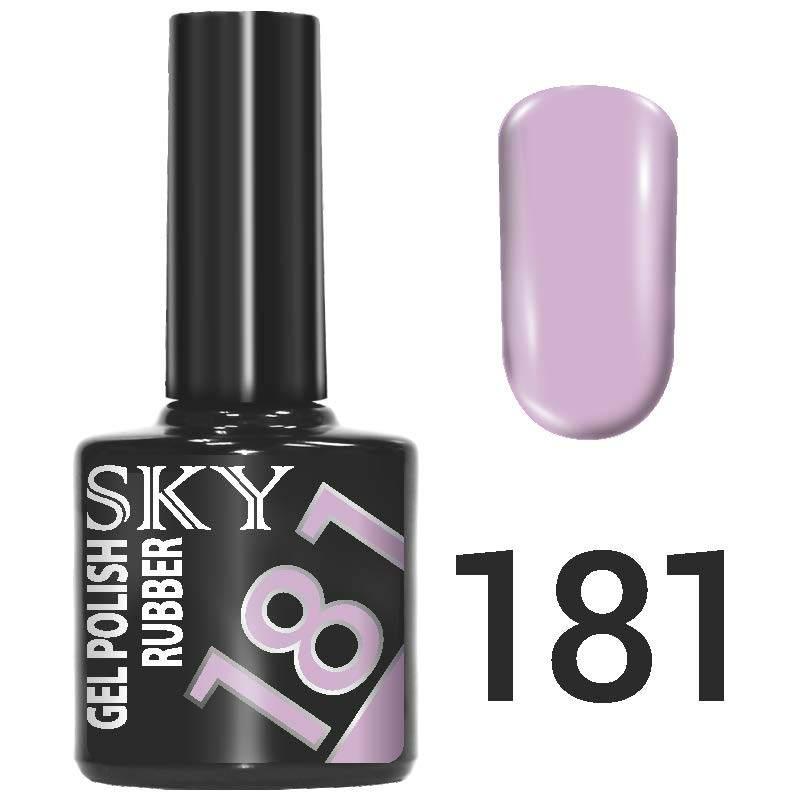 Sky gel №181