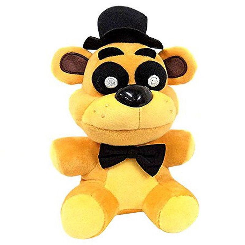 картинка плюшевые игрушки фнаф золотой фредди