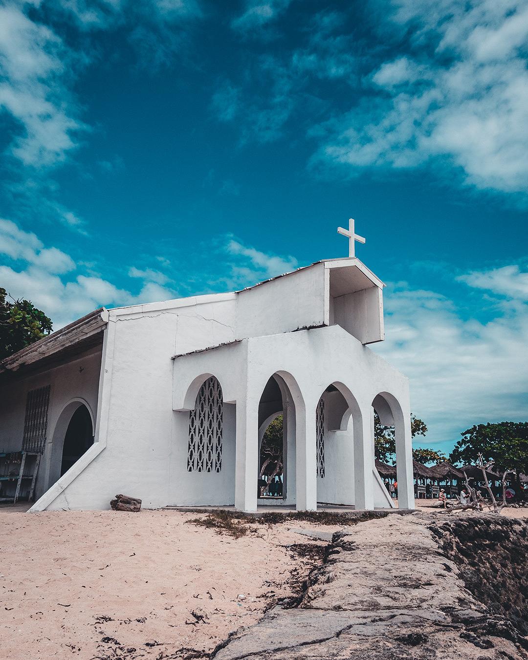 Foto van Instagram Simon Wijers, genomen op reis in de Filipijnen