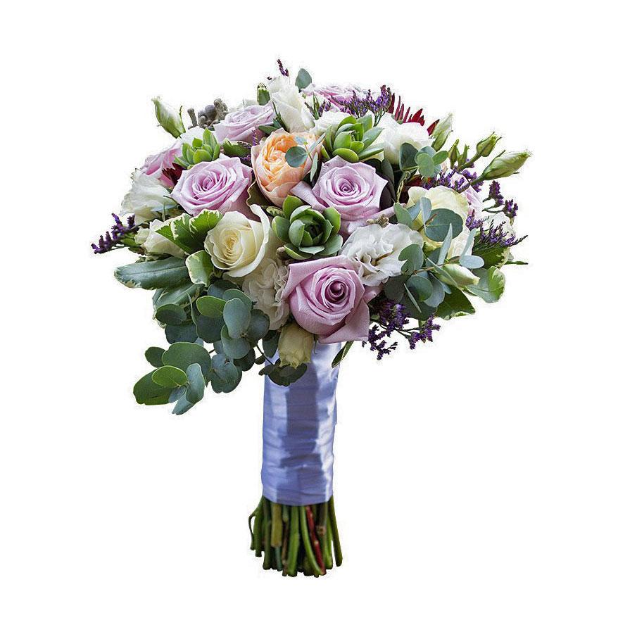 Букет невесты кантемировская москва, цветы миддлемист