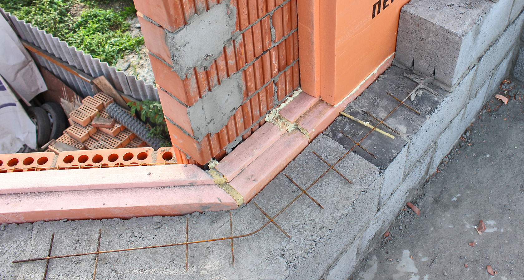 Можно ли утеплять керамзитобетон пеноплексом бур по бетону 8 мм купить