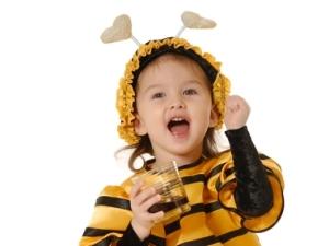 Мёд детям с пасеки Апиферма. Натуральный мёд в питании детей