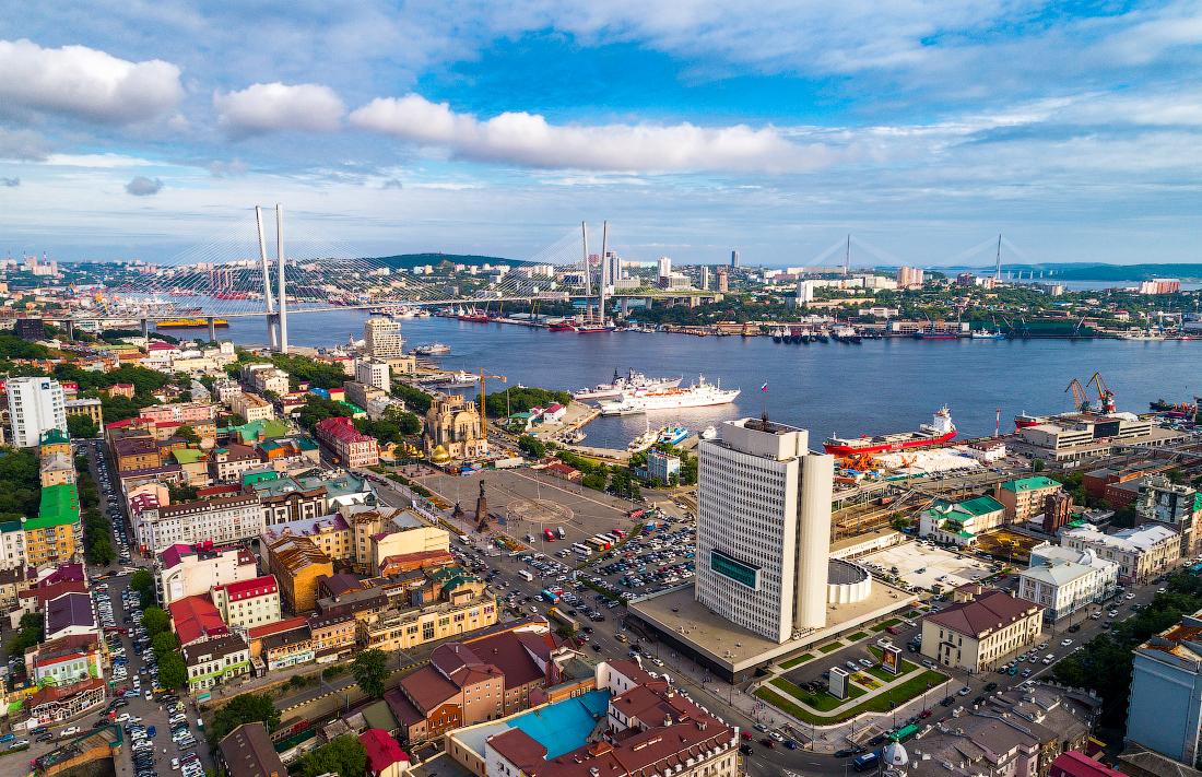Владивосток обзор фото