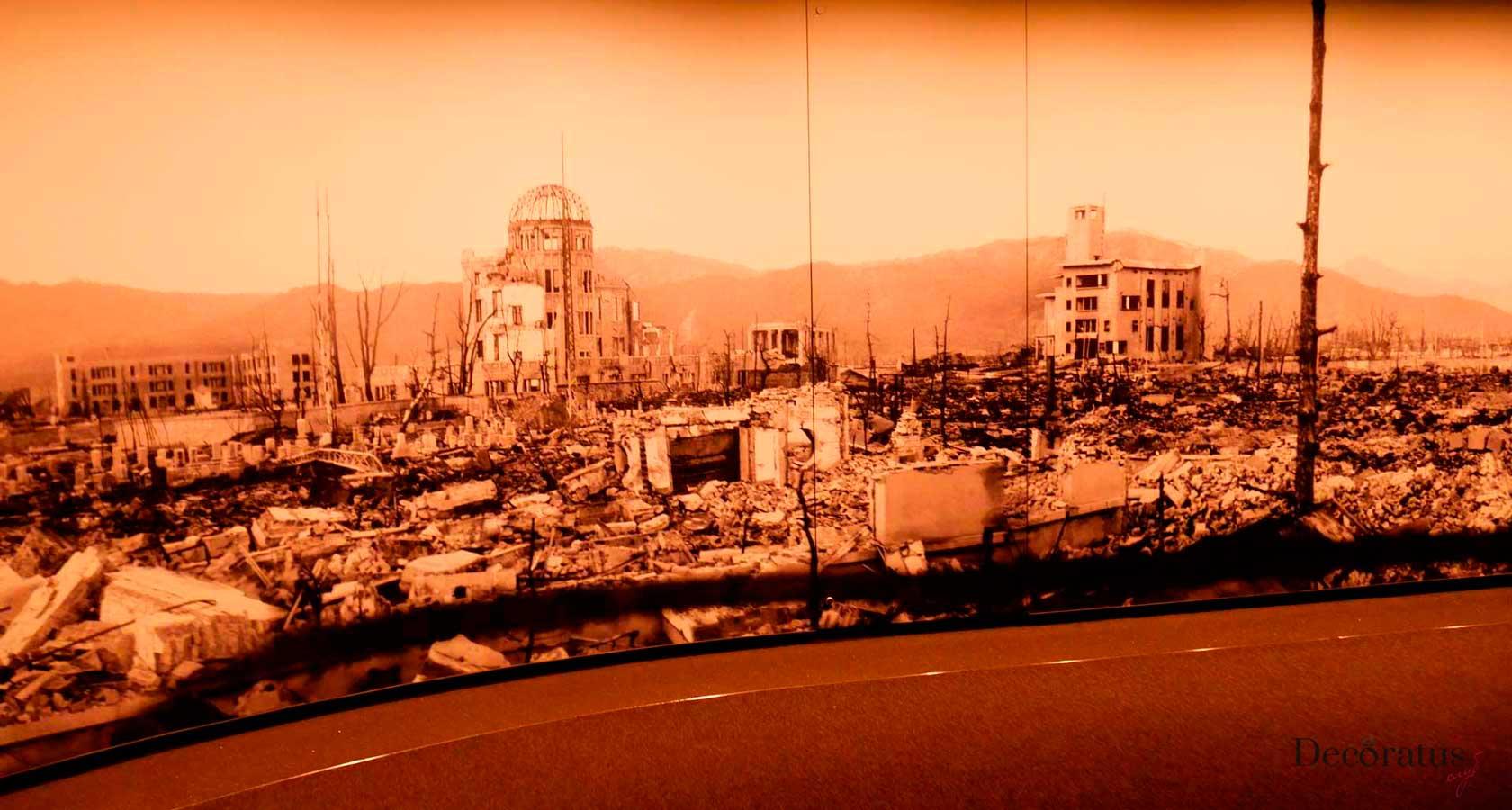 музей мира в городе хиросима япония
