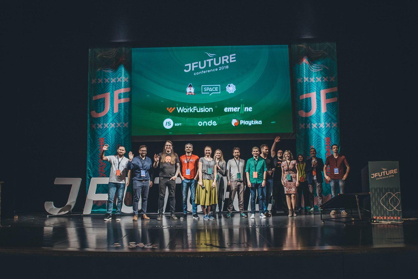 JFuture 2019 – Java Conference in Minsk, Belarus