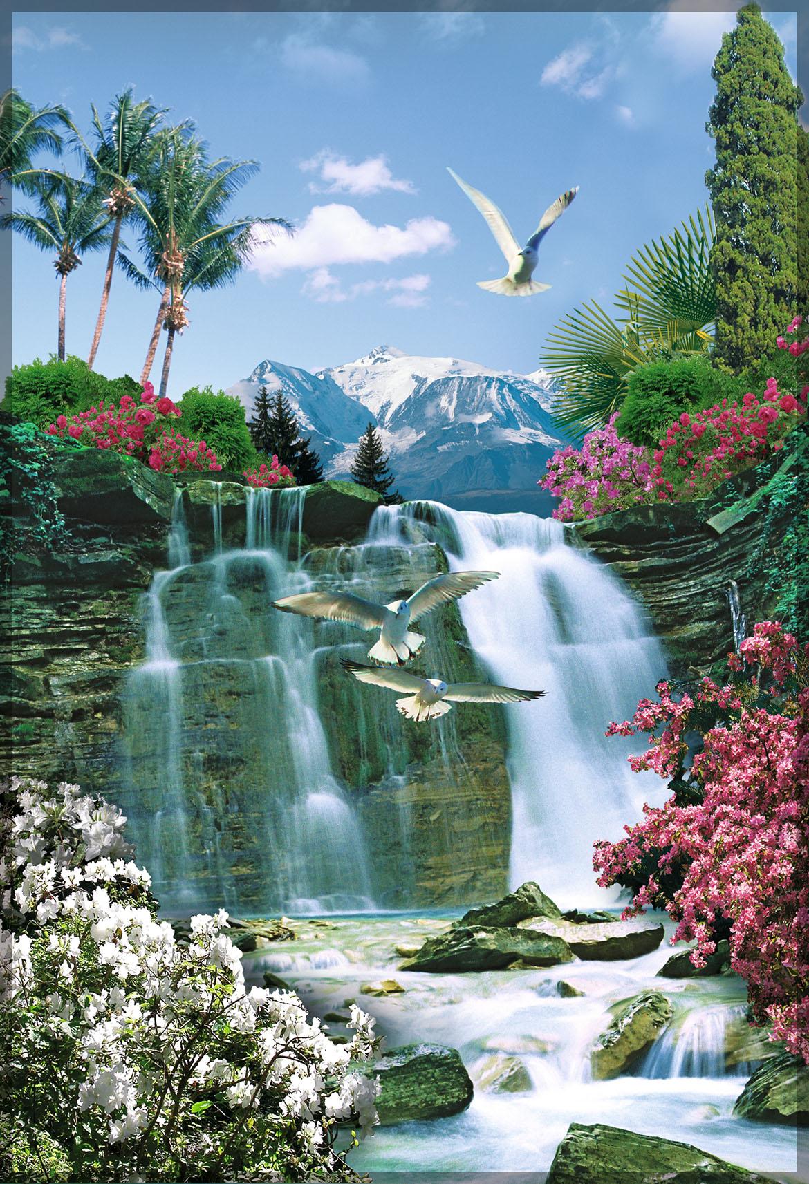 тела вкусовые какие фотообои лучше по феншую водопады природа иллюстрированная фото, расскажет