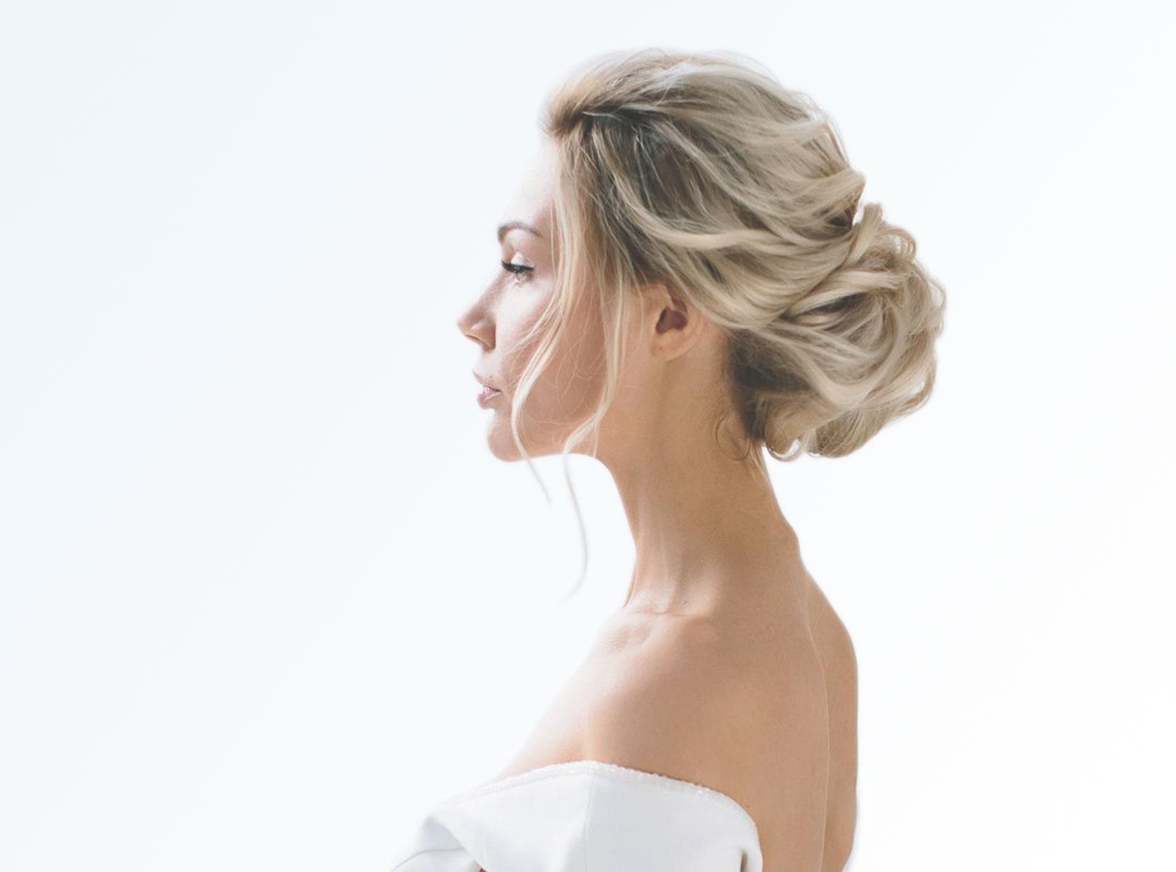 Свадебный образ стилиста Анастасии Котовой №4