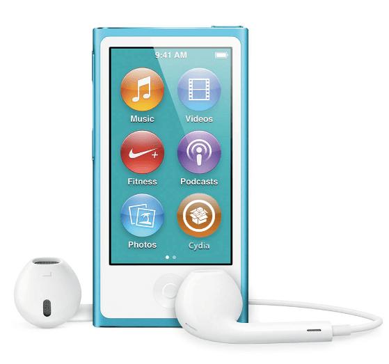 ремонт плеера apple ipod nano