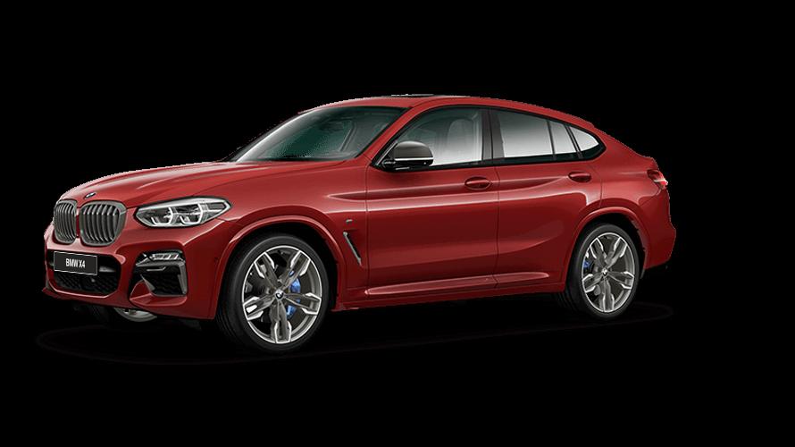 Техническое обслуживание BMW Х4