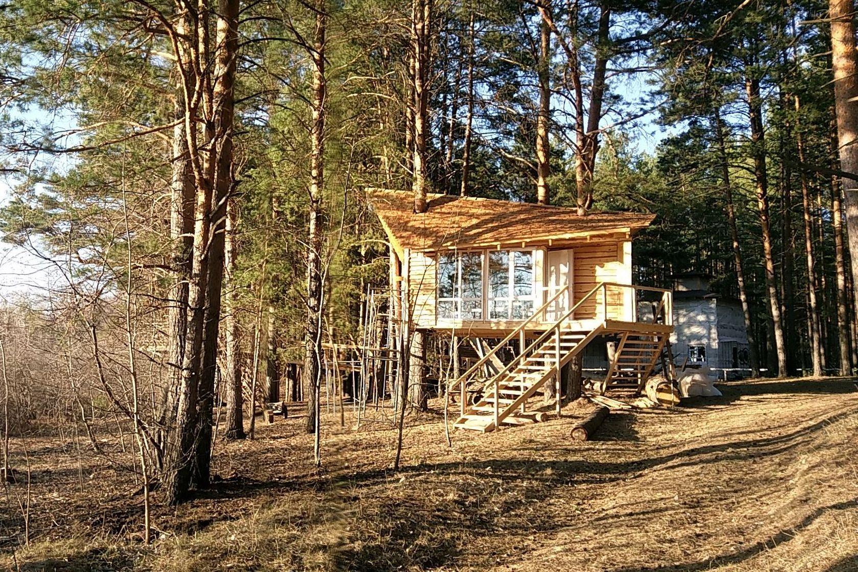 Твой домик на дереве