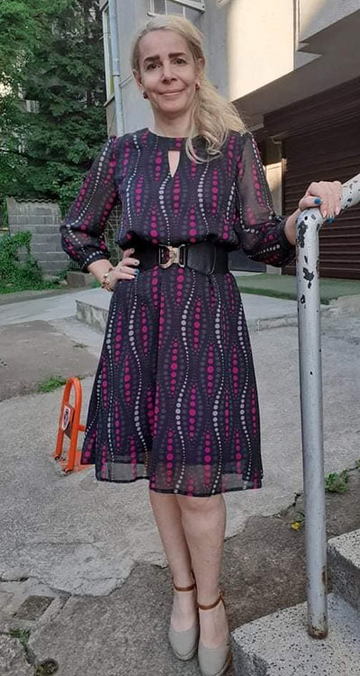 Модерни рокли за пролет, лято и есен 2021 от клиентките на онлайн магазин Efrea.