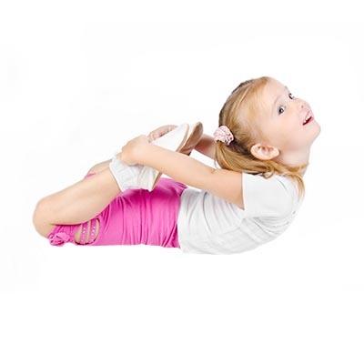 Гимнастический центр KrohaGym: гимнастика для детей от 2 до 3 лет