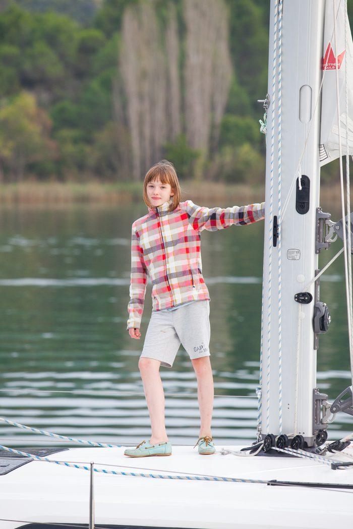 аренда яхты, отпуск на парусной яхте