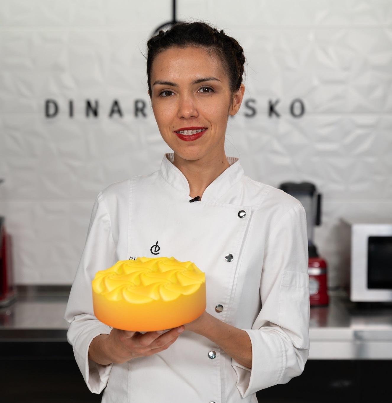 пирожные Облако с Динарой Касько