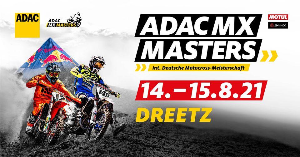ADAC MX Masters 2021: Прямая трансляция третьего этапа в Дрец