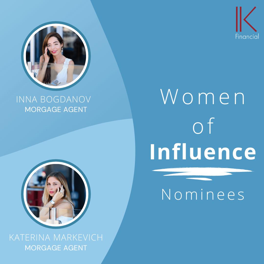 "CMP ""Women of Influence"" Award - Inna Bodanov and Katerina Markevich"