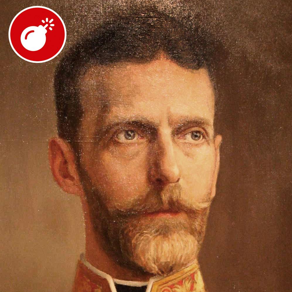 Великий князь Сергей Александрович (1857–1905)— пятый сын Александра II