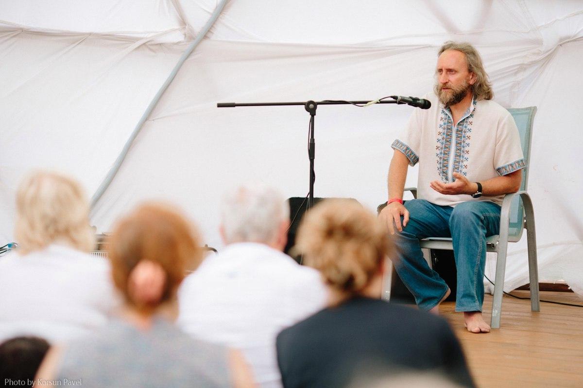 Сурьяфест в Коктебеле Валерий Синельников