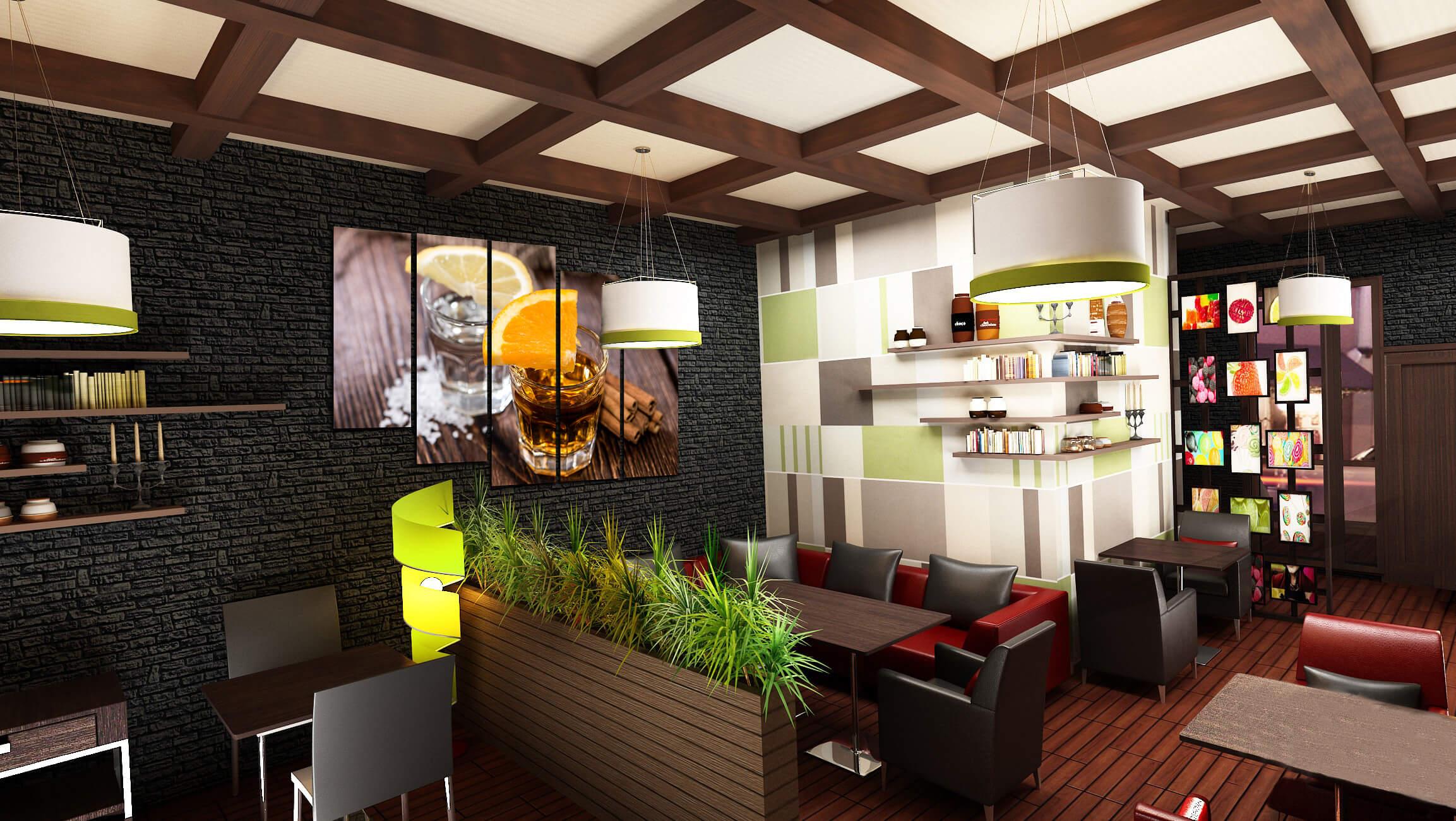 печаль картинки интерьер-дизайна кафе частности