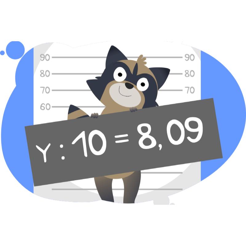 Решение уравнений способом подбора в задаче с енотом