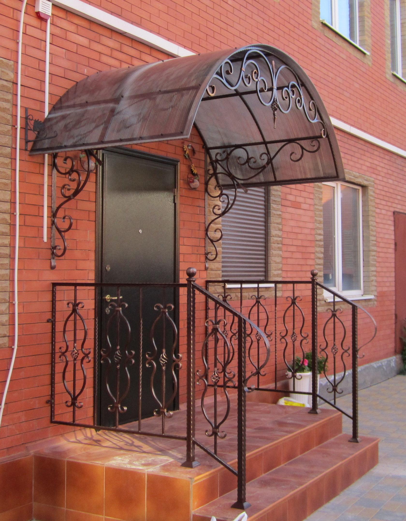 навес над входом в дом картинки раджабова стала